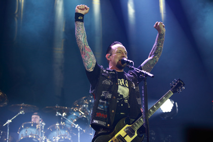 Volgut - Fotos: Volbeat live bei Rock am Ring 2016 in Mendig