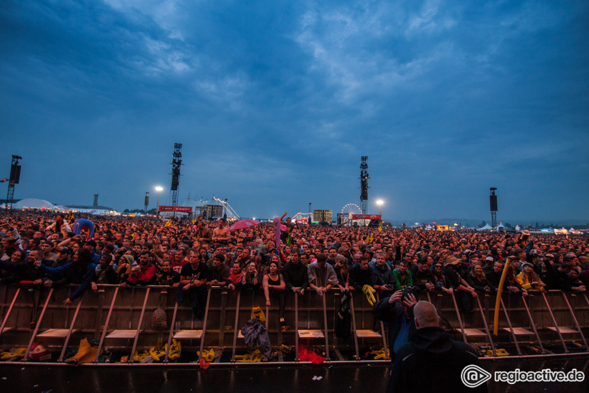 Impressionen, Rock am Ring 2016