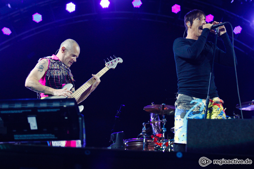 Red Hot Chili Peppers (live bei Rock im Park 2016)