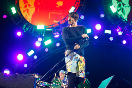 Funky - Fotos: Red Hot Chili Peppers live bei Rock im Park 2016 in Nürnberg