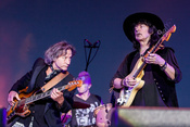 Fotos: Ritchie Blackmore's Rainbow live bei Monsters Of Rock in Bietigheim