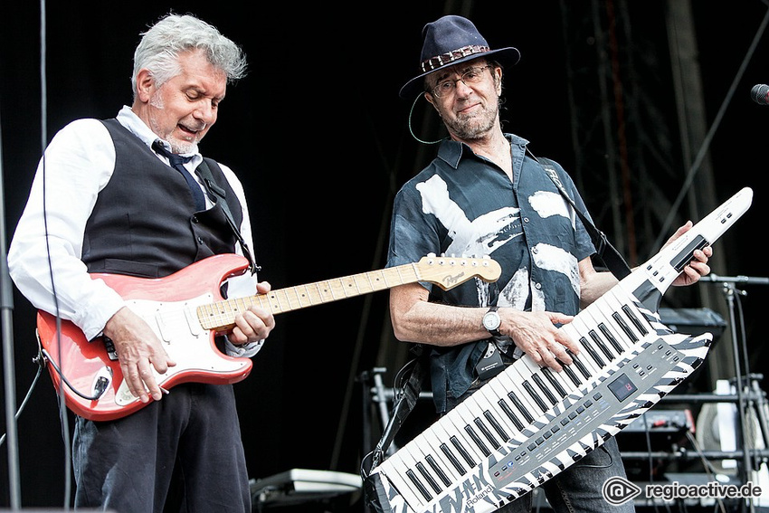 Manfred Mann s Earth Band (live in Bietigheim-Bissingen 2016)