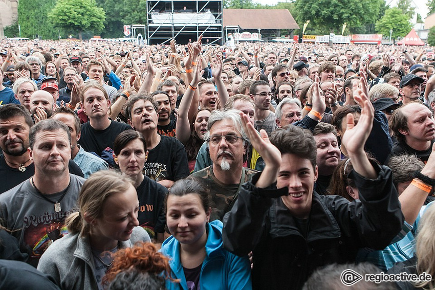 Impressionen (Monsters Of Rock in Bietigheim-Bissingen 2016)