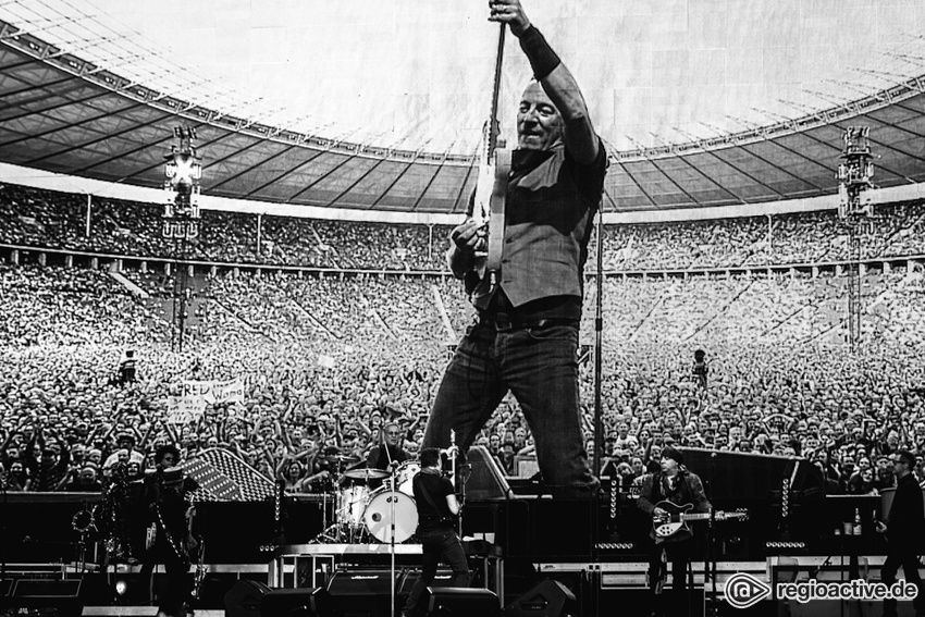 Bruce Springsteen (live in Berlin, 2016)