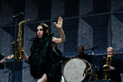 Fotos: PJ Harvey live in der Zitadelle Spandau in Berlin