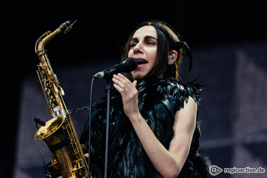 PJ Harvey (live in Berlin, 2016)